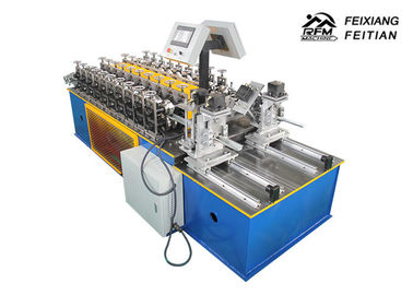 CD 60 27 i typ U 28 28 Double Type Light Keel Roll Forming Machine Wał 40Cr